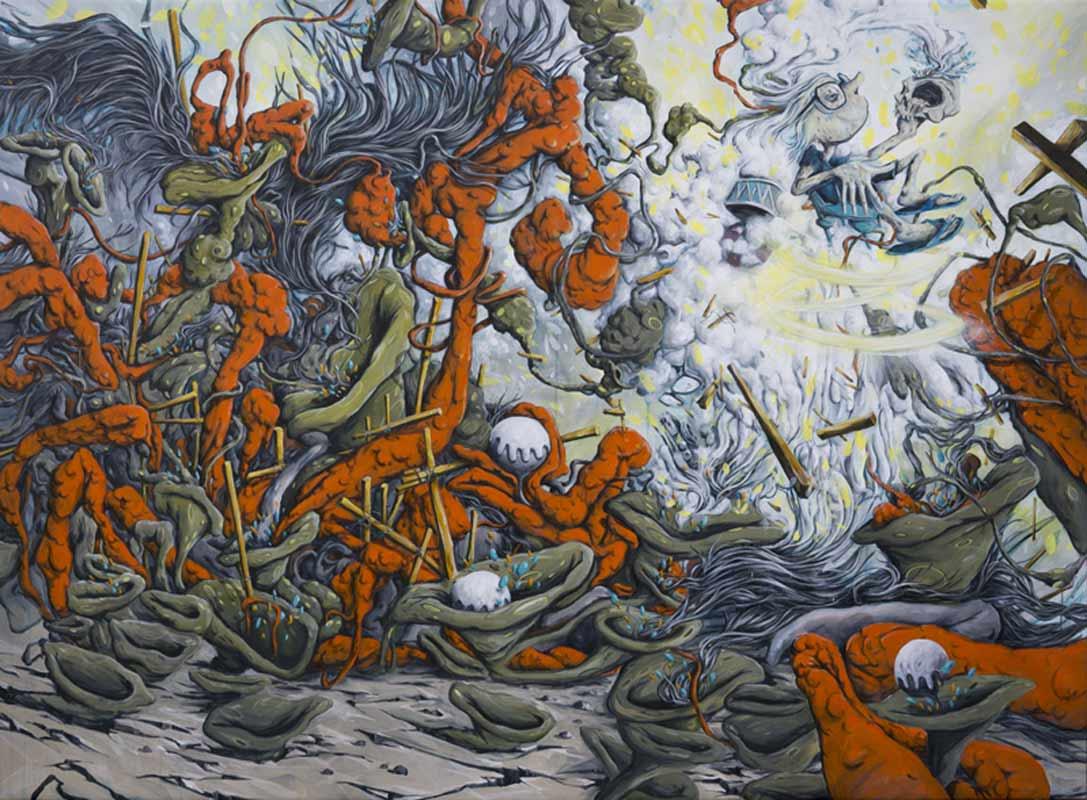 L'Humanité Sauvage - Nicolas Thomas