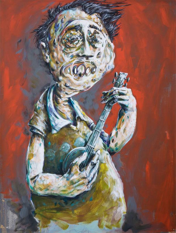 Le Joueur de Flûte - Nicolas Thomas