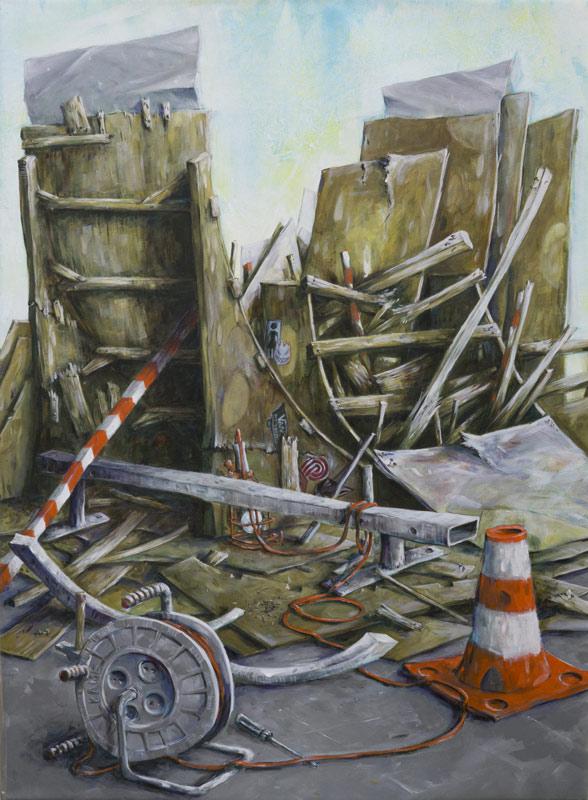 Les jeux de construction - Nicolas Thomas