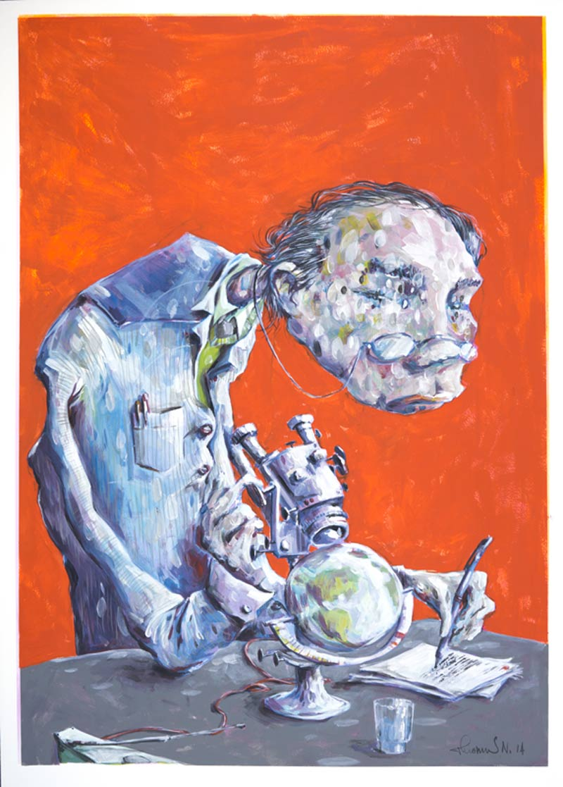 L'Observateur - Nicolas Thomas