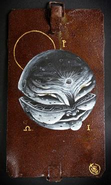 Lune Conspirant avec la terre