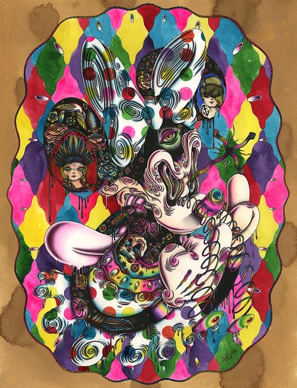 Rainbow Psycho - Odö