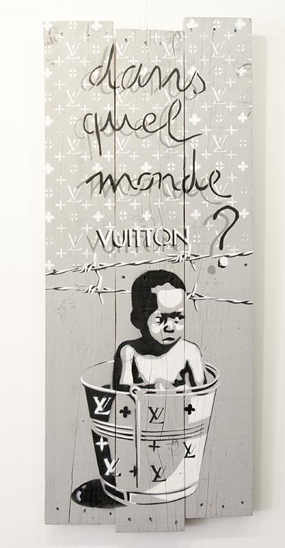 Dans quel monde Vuitton ? - EZK