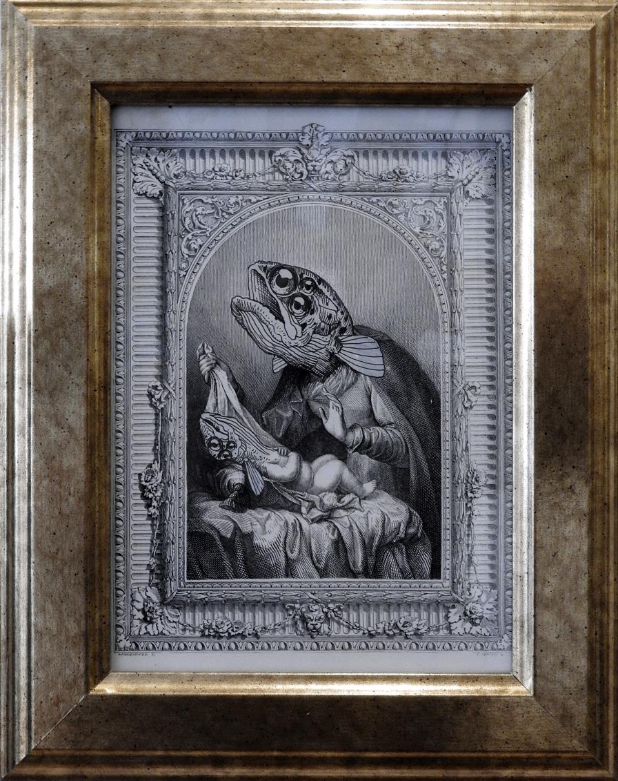 Sainte naissance d'Iktus - Veks Van Hillik