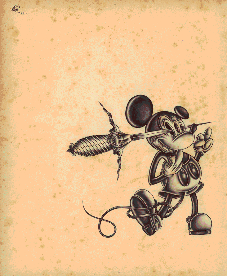 Amour, Gloire et Disney - Odö