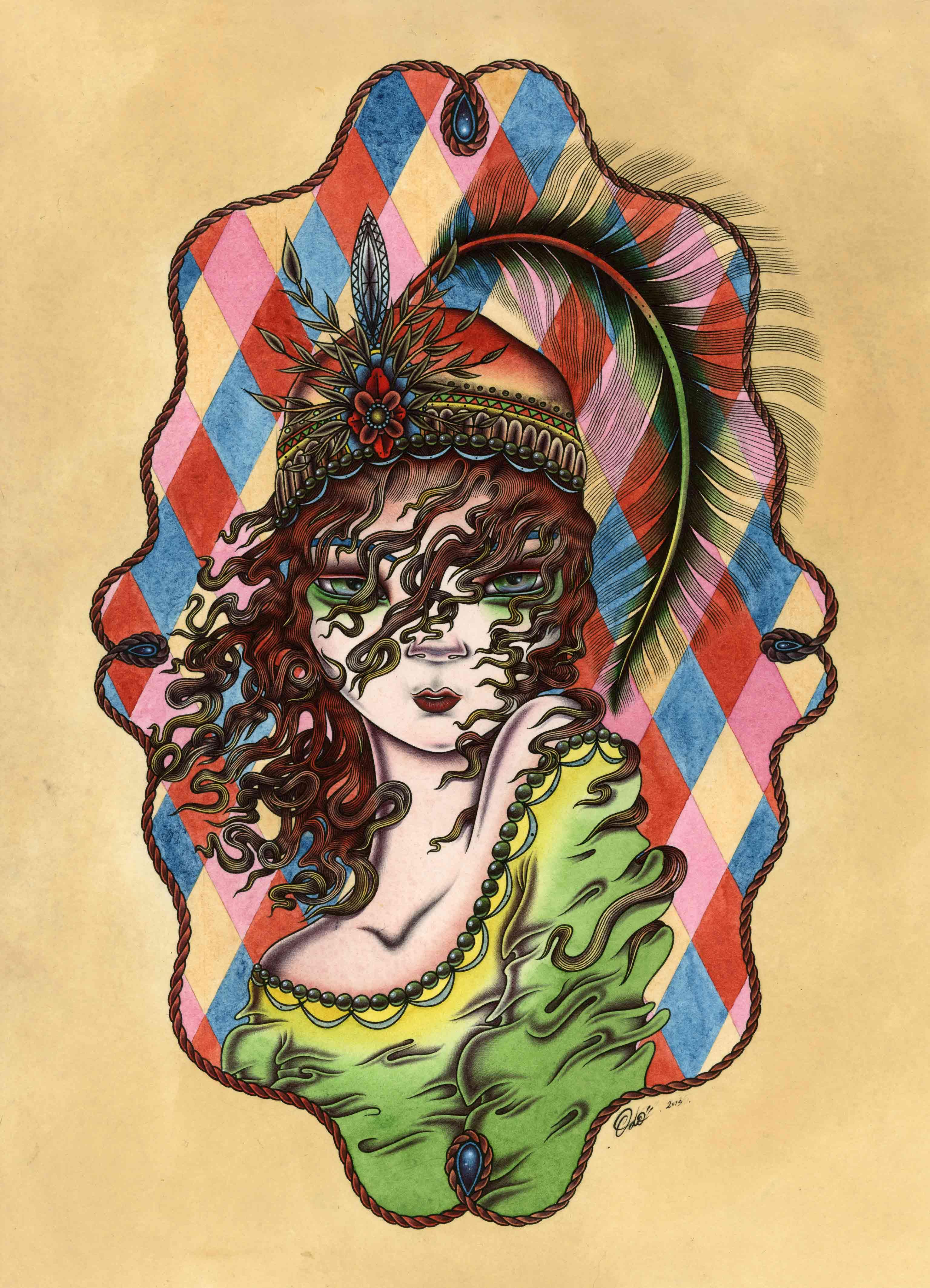 Gypsy - Odö
