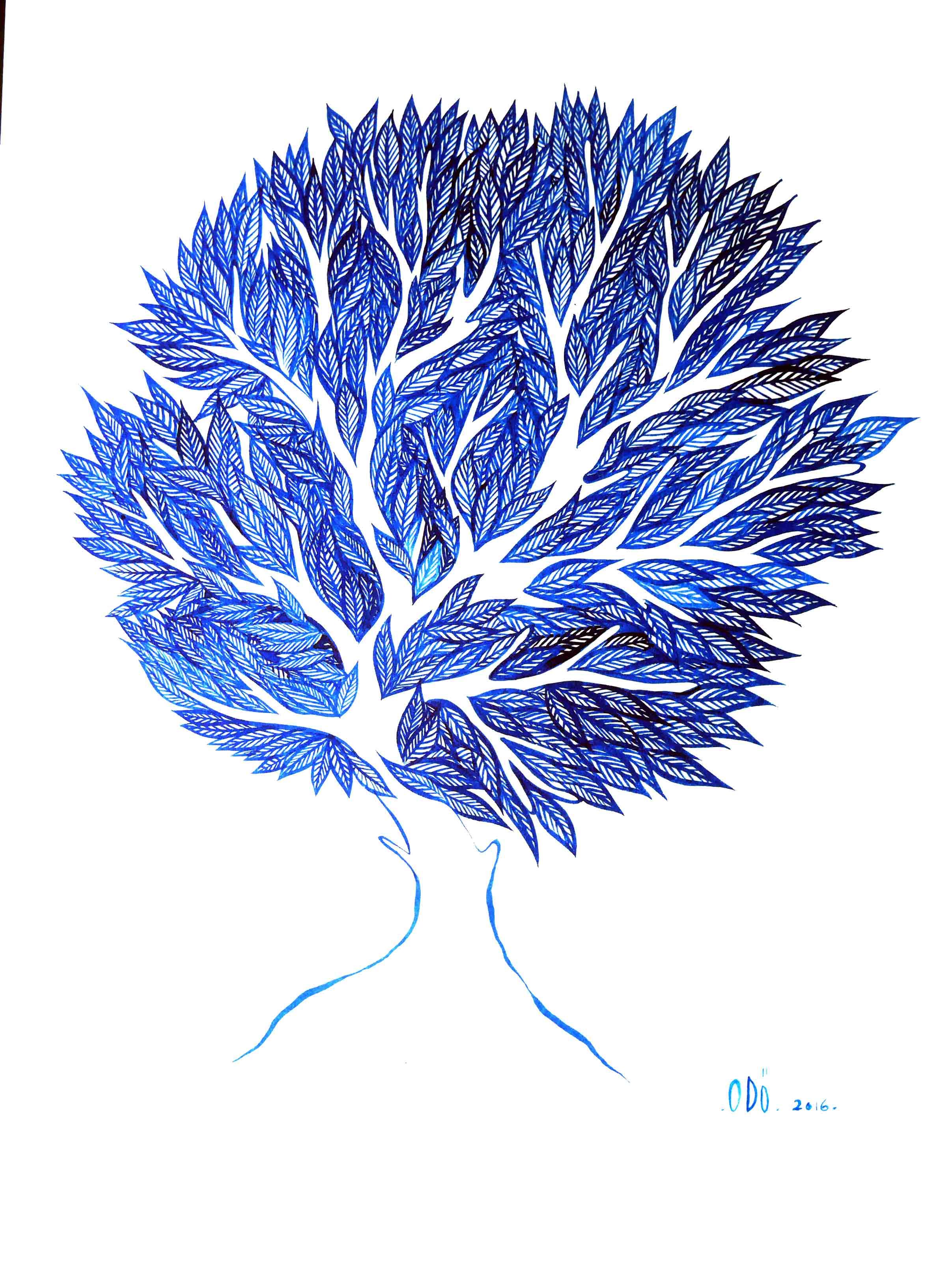 Tree Leaves - Odö