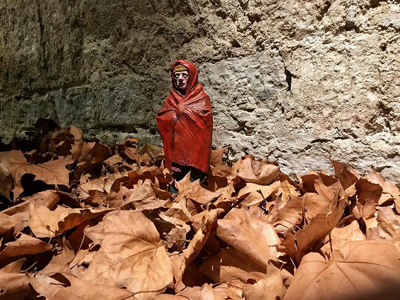 Isaac Cordal - Dear Autumn