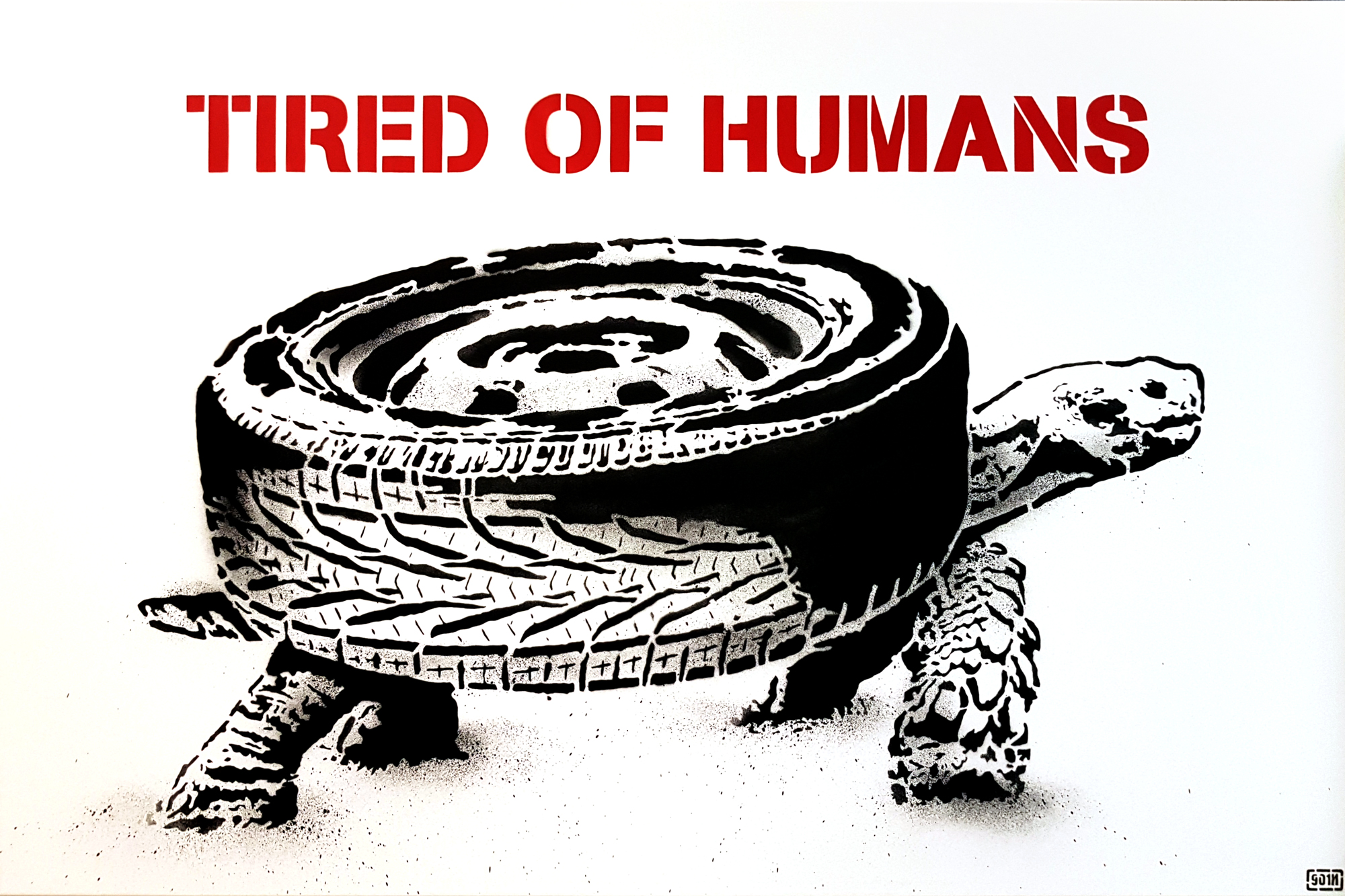 Tired of Humans