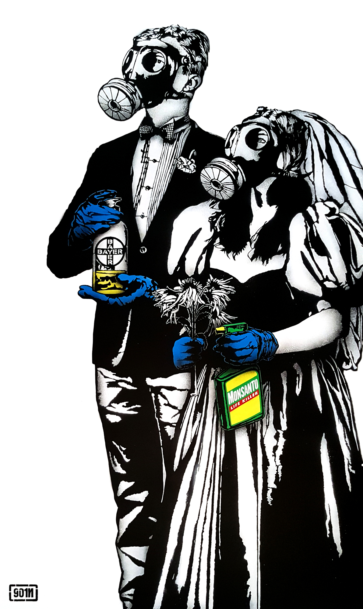 Toxic Wedding