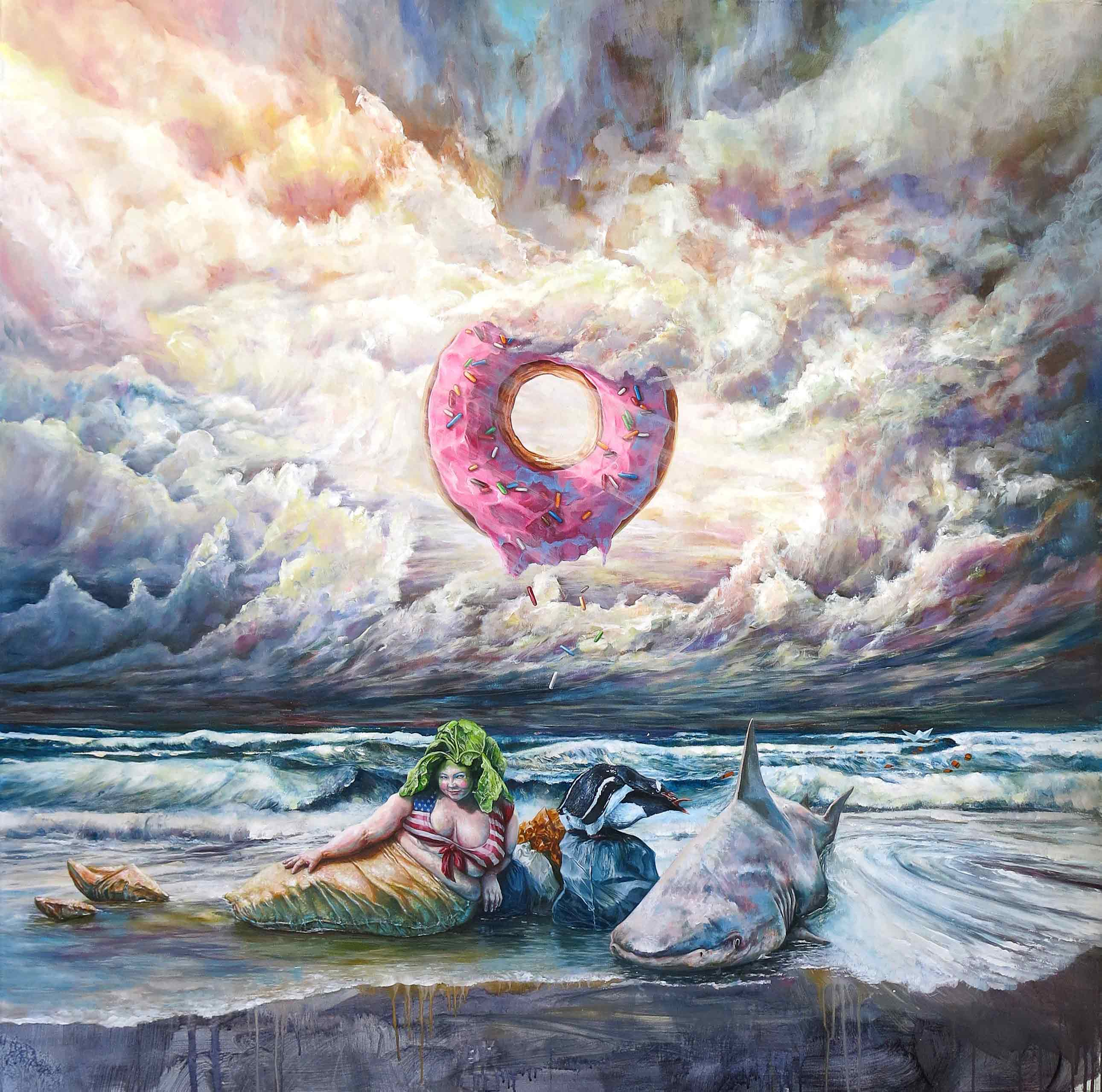 JONATHAN OUISSE - Magic mermaid