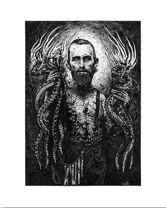 Jean-Luc Navette - La foire aux serpents