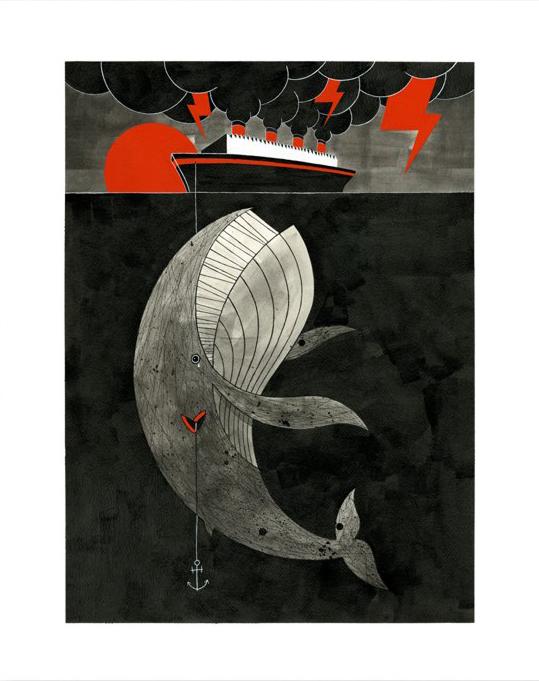 Yann Black - Baleine