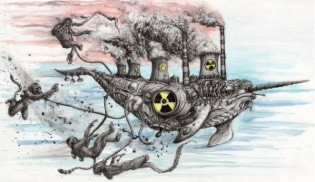 Nuclear Narwhal Scout Seeks Redemption