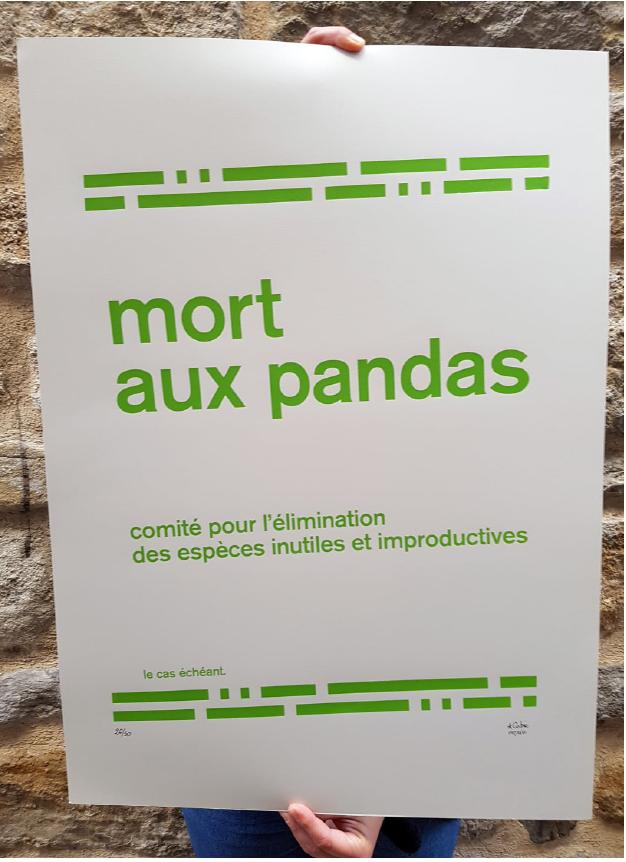 mort aux pandas (2001) |Cobie