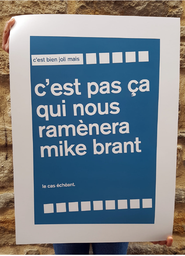 mike brant not dead (2002) | Cobie