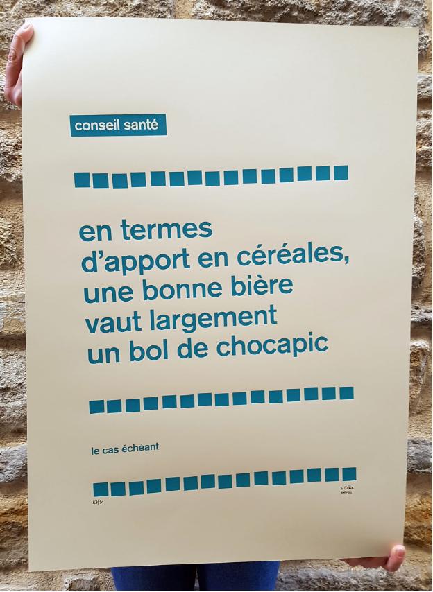 bière & chocapic (2001) |Cobie