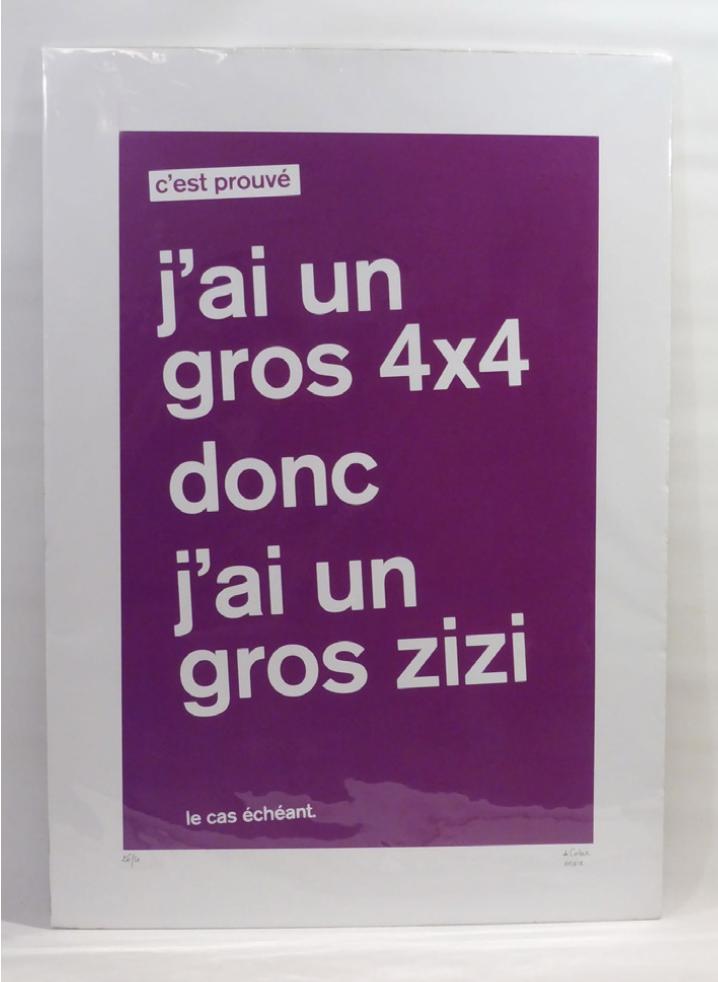 gros 4x4 (2002) | Cobie