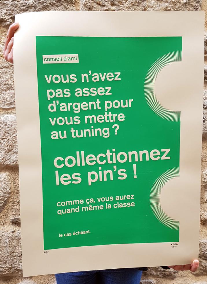 collectionnez les pin's (2004) |Cobie