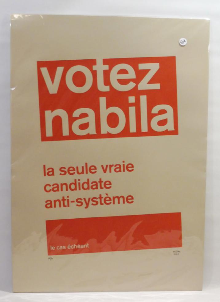 votez nabila (2016) |Cobie