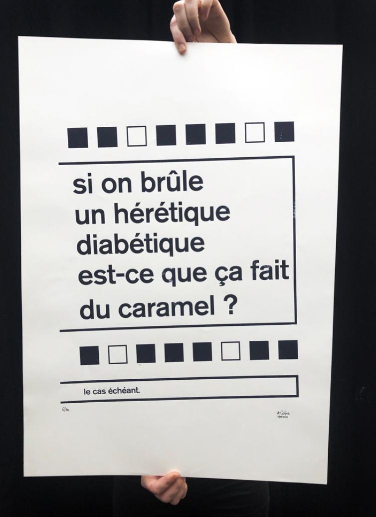hérétique diabétique (2001) |Cobie