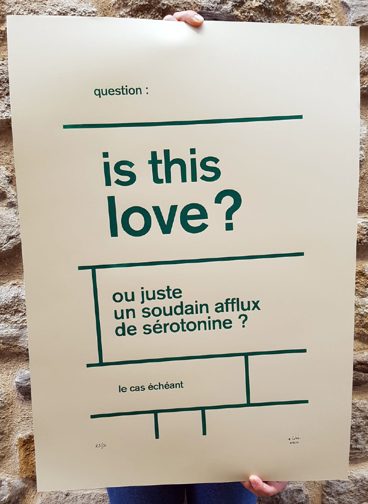 is this love ? (2010) | Cobie