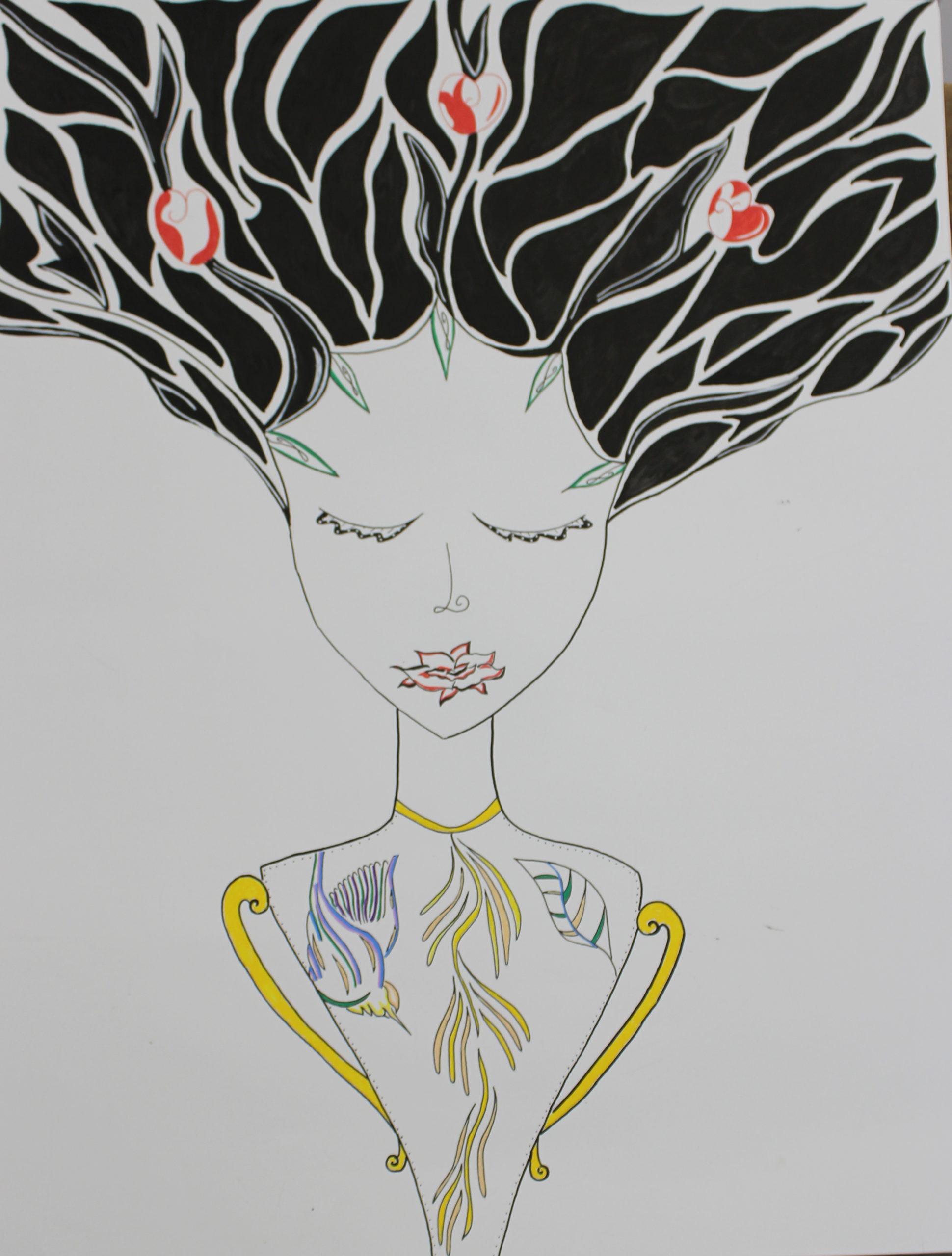 Dame Nature | Géopol'art 2021