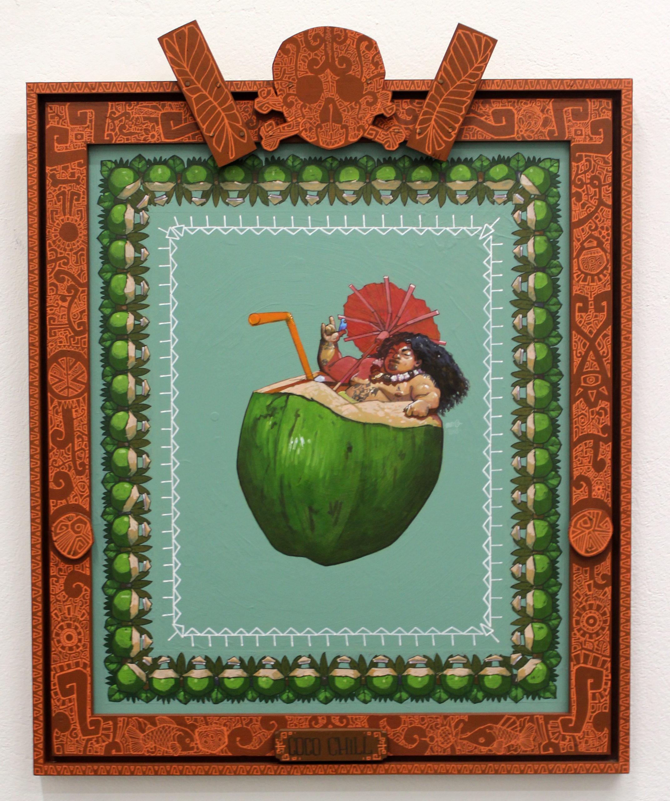 Coco Chill (Marco Lallemant) | Géopol'art 2021